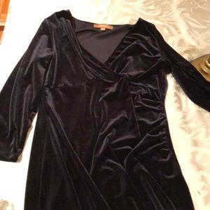 Gorgeous black Ellen Tracy dress